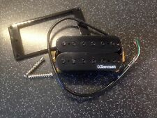 Warman Black Destroyer 12 pole 15k Neck Humbucker pickup
