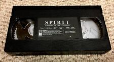 Spirit: Stallion of the Cimarron [2002 VHS Video Tape] No Box