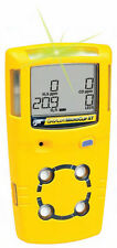 BW MCXL-XW00-Y-NA 0-100% LEL COMBUSTIBLE + 0-25% OXYGEN GAS DETECTOR (PORTABLE)