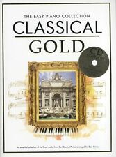 Easy Piano Collection Classical Gold Play MOZART HAYDN BEETHOVEN Music Book