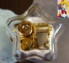 Star Shape Wind Up Music Box : Sailor Moon Theme Soundtrack
