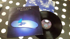 "Mike Oldfield ‎""Platinum"" LP Virgin ‎– VIL 12141 ITALY 1979 INNER"