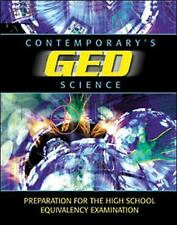 Contemporary's Ged Science (Contemporary's GED Satellite Series)