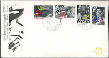 Netherlands 1979 Year Of The Child FDC First Day Cover #C27682