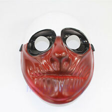 Fashion Game Payday 2 Wolf Mask Halloween Cosplay Prop party Adults Toy