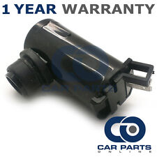 FOR FORD MONDEO MK3 (2000-2007) FRONT SINGLE OUTLET WINDSCREEN WASHER PUMP