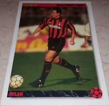 CARD JOKER 1994 MILAN PAPIN CALCIO FOOTBALL SOCCER ALBUM