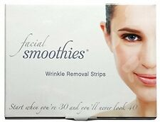 Facial Smoothies Wrinkle Remover Strips - Anti-Wrinkle Patches - Anti-Aging