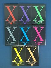 X De Clamp Lot 8 Mangas / Tomes Vol 1 2 3 4 5 6 7 8 a