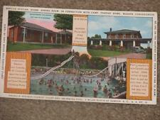 Pocalla Springs & Swimming Pool, Miles South of Sumter, S.C., U.S. HY 15