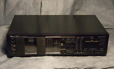 Nakamichi cassette deck BX-2 New Belts Works great.