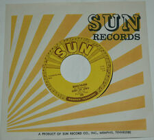 "7""/JERRY LEE LEWIS/BREATHLESS/DOWN THE LINE/SUN 288"