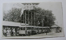 USA643 CAMDEN GLOUCESTER & WOODBURY St RAILWAY - TROLLEY PHOTO New Jersey