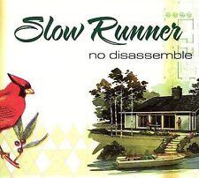 No Disassemble Slow Runner MUSIC CD