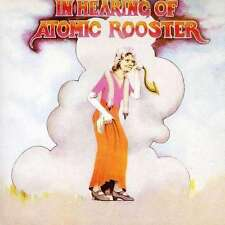 "Atomic Rooster:  ""In Hearing of...""  + Bonustracks  (Double Vinyl Reissue)"