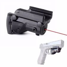 Compact Mini Red Laser Sight for G17 G18 G22 P226 Pistol Gun Airsoft Dual Switch