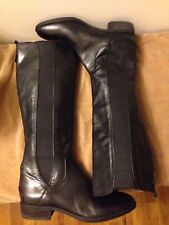 *PRICE LOWERED* SAM EDELMAN Leather Knee Boots Size  9 NEW!!