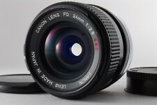 **Excellent+++++** Canon FD 24mm f/2.8 SSC MF Lens from Japan