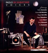 Paolo Di Sabatino - Voices      - CD Album