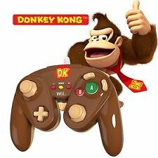 NINTENDO Wii & Wii U * NEW * DONKEY KONG Super Smash Bros. Fight Pad Controller