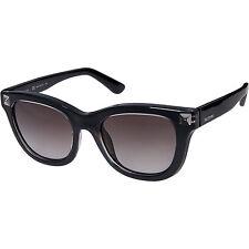 Valentino V699S-001 Ladies Black V699S Wayfarer Sunglasses new plus case £270