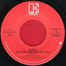"QUEEN ""Another One Bites The Dust / Don't Try Suicide"" Elektra 47031 NM Rock"