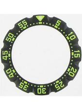 Tag Heuer 26mm Formula 1 Black/ Fluo Yell Genuine Tag Heuer Parts Bezel HL0178
