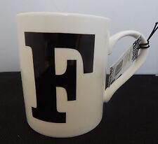 Alphabet mug letter  F NEW