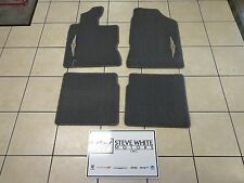 06-10 Chrysler PT Cruiser New Premium Carpet Floor Mats Slate Gray Mopar Oem