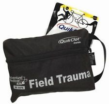AMK Medical Tactical Field Trauma Kit w/Quikclot First Aid Camping Hike Military