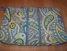 VERA BRADLEY LEMON PARFAIT LAPTOP CASE  NWOT  L@@K  RARE