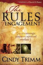 The Rules of Engagement by Cindy Trimm, (Paperback), Charisma House , New, Free