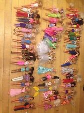Massive Lot Of 54 Barbies With Clothes Some Vintage Ken Dolls ( All Occasions)