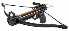 The Spark 50 Lb. Bolt Pistol Grip Crossbow Black 5 bolts/arrows