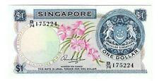 SINGAPUR SINGAPORE 1 DOLLAR 1971 UNC P 1 c