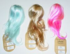 "Doll Wig, Monique Gold ""Adorabel"" Size 4/5 in PINK (Long and Full - no bangs)"