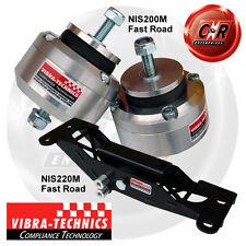 Nissan 240SX 5 speed Gearbox Vibra Technics Full Road Kit
