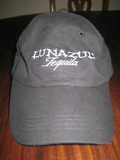 Lunazul Tequila Ball Cap in Black & White One Size NEW 3 Caps Available