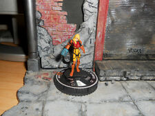 CUSTOM Heroclix SAMUS ARAN Original Suit Figure Miniature Painted METROID Female
