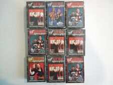 1X 2001 WWF RAW DEAL Fully Loaded STARTER DECK Unopened WWE Lots Available