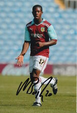 BURNLEY HAND SIGNED MARVIN BARTLEY 6X4 PHOTO 3.