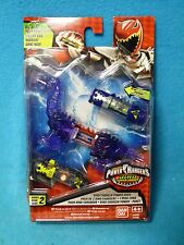 Power Rangers Dino Super Charge Power Pack -Purple Brachio Zord Charger 16+23