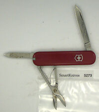 Victorinox Ambassador Swiss Army knife- used, excellent w screw/groove #5273