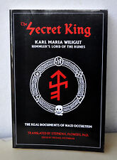 SECRET KING Karl Maria Wiligut S Flowers Black Magic Satanic Nazi Occult Runes