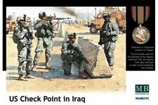 MasterBox MB3591 1/35 US Check Point in Iraq