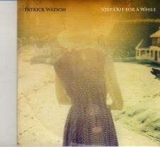 (DI981) Patrick Watson, Step Out For A While - 2012 DJ CD