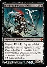Foil INK-EYES, SERVANT OF ONI From the Vault: Twenty MTG Black Creature Rare