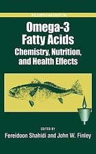 ACS Symposium: Omega-3 Fatty Acids : Chemistry, Nutrition, and Health Effects...