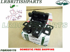 LAND ROVER TAIL GATE END DOOR GLASS LATCH RANGE ROVER SPORT 06-13 FQR500170 OEM