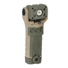 Energizer Hard Case Tactical BTINR Bravo 2AA Batteries Tan Swivel Flashlight